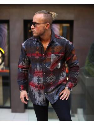 Marrakech Oversize Vintage Oduncu Gömlek