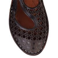 King Paolo Kadın Günlük Deri Ayakkabı G7074