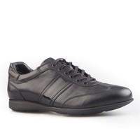 Cabani Extra Light Günlük Erkek Ayakkabı Siyah Deri