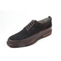 Pablo 490 Lacivert Kahverengi Erkek Ayakkabı