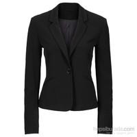Bonprix Bodyflirt Siyah Blazer Ceket 34-54 Beden
