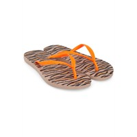 Havaianas Slim Animals Fluo Rose Gold Terlik