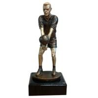 B Sport Voleybol Figürlü Kupa