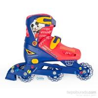 Mickey Ayarlanabilir Tekerlekli Paten EGS-67519