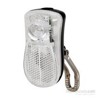 Lampa Bisiklet Ledli Ön Işık Pilli,Fonksiyonlu 93579