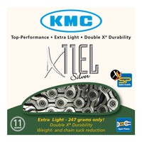 Kmc Zincir X 11 Extra Light 11 Vites Uyumlu Krom