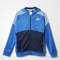 Adidas Aa9124 Yb Gu Fz Hoodie Çocuk Training Kapişonlu Sweatshirt