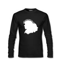 Dyetee Holmes Watson Erkek T-Shirt