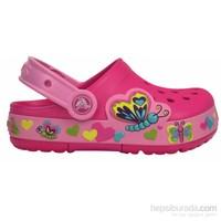 Crocs P024561-6L4 Lights Butterfly Clog Çocuk Sandalet