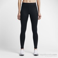 Nike 695590-010 Pro Warm Emb Hgts Vixn Ti Kadın Tayt