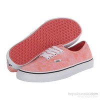 Vans Authentic Mercan Pembesi Kadın Ayakkabı