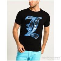 Köstebek Death Note Logo Erkek T-Shirt