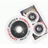 Tempish Flashing 80X24 85A Wheel Set