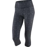 Nike Starglass Epic Run Capri Kadın Tayt 719852-010