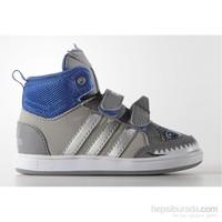 Adidas F99685 Hoops Animal Mid İnf Çocuk Spor Ayakkabı