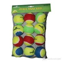 Sportica Tenis Topu TB 200 12'li Renkli