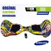 Golden Horn 10 Inch Hoverboard Elektrikli Kaykay Lqs-017