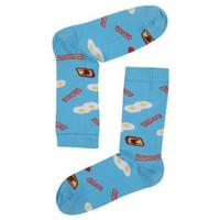 The Socks Company Breakfast Desenli Kadın Çorap 36-40 Numara