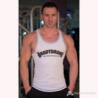 Bodydrom 002-02-Bda Beyaz Atlet