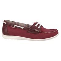 Kinetix 1240986 Bordo Kadın Ayakkabı