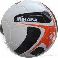 Mikasa Kaynaklı Futbol Topu Turuncu-Beyaz