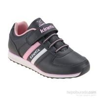 Kinetix 1254145 Allen Pu Çocuk Cırtlı Spor Ayakkabı