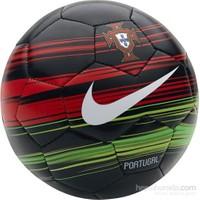 Portugal Skılls Thırd Pack Siyah Küçük Futbol Topu