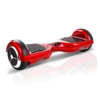 Axcess Elektrikli Kaykay Hoverboard Ginger Scooter Kırmızı