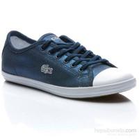 Lacoste Ziane Sneaker Met2 Kadın Mavi Spor Ayakkabı (Spw1034-Db4)