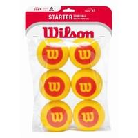 Wilson Tenis Topu 6'lı Starter Foam Tball ( WRZ259300 )