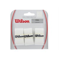 Wilson Wrz4005Wh Pro Overgrip 3 Lu Beyaz Perforated Aksesuarlar