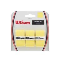 Wilson Wrz4014Ye Pro Overgrip Sarı 3 Lu Paket Aksesuarlar