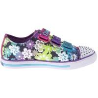 Skechers 10480N-Prt Chit Chat Glint Gleam Çocuk Spor Ayakkabı