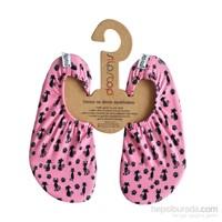 Slipstop Pati Kız Çocuk Kaydırmaz Ayakkabı/Patik