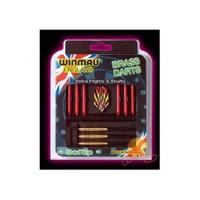 Winmau Gift Sets Brass Plastik Uçlu Dart-18 Gram