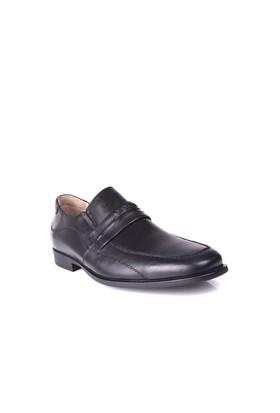 King Paolo 6284 034 013 Erkek Siyah Günlük Ayakkabı