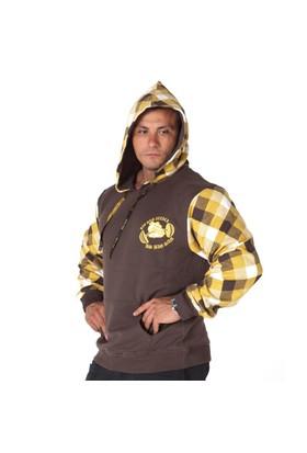 Big Sam Kapşonlu Sweatshirt 4540