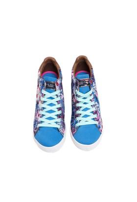 U.S. Polo Assn. Kadın Mavi Ayakkabı