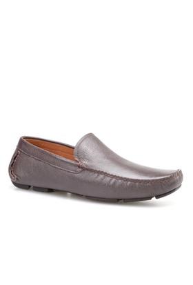 Cabani Makosen Günlük Erkek Ayakkabı Kahverengi Kırma Deri ...