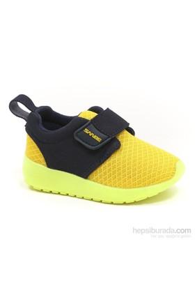 Sanbe Erkek Çocuk Spor Ayakkabı - 128 H 308 Sarı