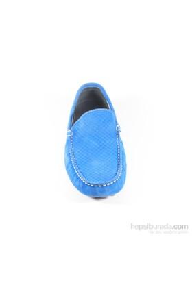 Commodore 218-06-071-08 Mavi Erkek Ayakkabı