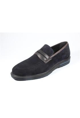 Commodore 213-400 Lacivert Erkek Ayakkabı