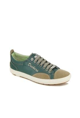Dockers Yeşil Sneakers Ayakkabı A3340699