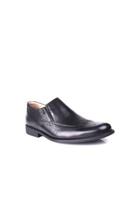 King Paolo 6147 034 013 Erkek Siyah Günlük Ayakkabı