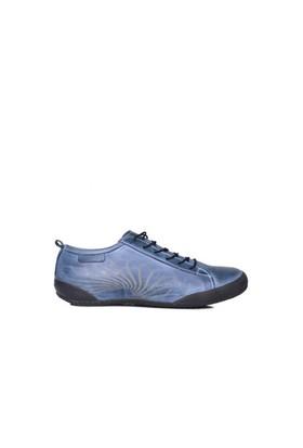 Loggalin 313323 090 641 Kadın Mavi Günlük Ayakkabı
