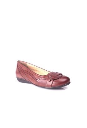 King Paolo 678 034 162 Kadın Taba Günlük Ayakkabı