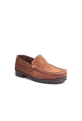 Se-Sa 737400 041 115 Erkek Açık Kahve Kıþlık Ayakkabı