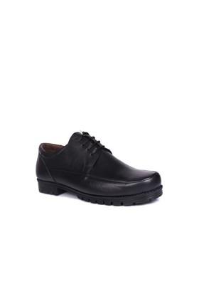 Se-Sa 737406 041 013 Erkek Siyah Kıþlık Ayakkabı