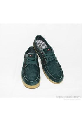 Gaudi 357 Haki Ayakkabı