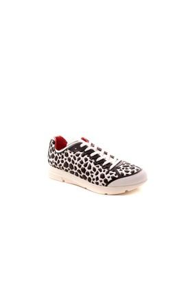 Gio&Mi Siyah - Beyaz Ayakkabı Ap-003